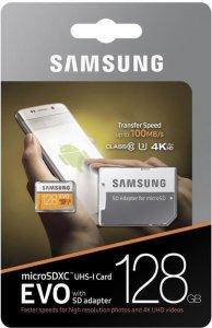Samsung MicroSD Evo 128GB