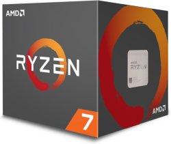 AMD Ryzen 7 1800X med kjøler