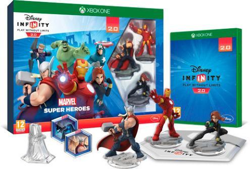 Disney Infinity 2.0 til Xbox One