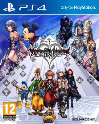 Kingdom Hearts HD 2.8 Final Chapter Prologue til Playstation 4