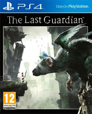 The Last Guardian til Playstation 4