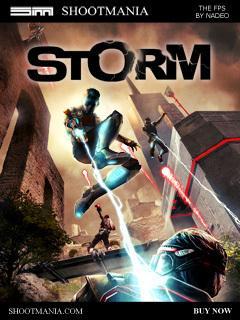 ShootMania Storm til PC