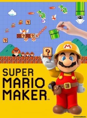 Super Mario Maker til Wii U