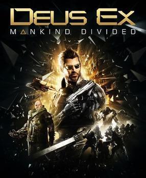 Deus Ex: Mankind Divided til Playstation 4