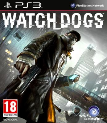 Watch Dogs til PlayStation 3