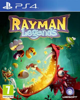Rayman Legends til Playstation 4