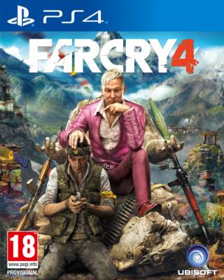Far Cry 4 til Playstation 4