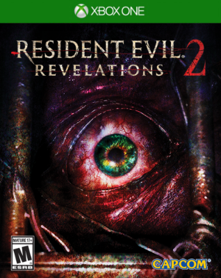 Resident Evil Revelations 2 til Xbox One