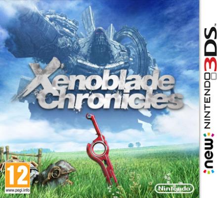 Xenoblade Chronicles til 3DS