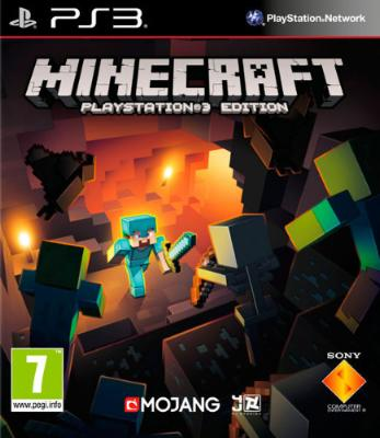 Minecraft: PlayStation 3 Edition til PlayStation 3
