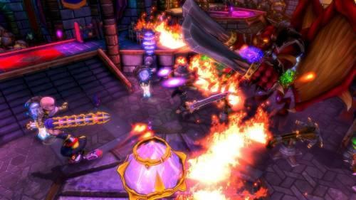Dungeon Defenders til PC