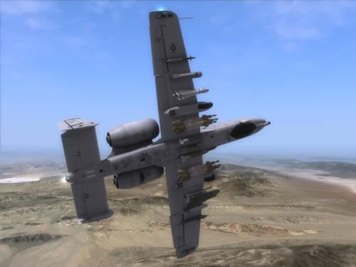 DCS: A-10C Warthog til PC