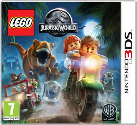 LEGO Jurassic World til 3DS
