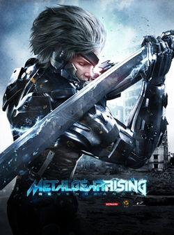 Metal Gear Rising: Revengeance til PC