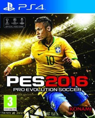 Pro Evolution Soccer 2016 til Playstation 4