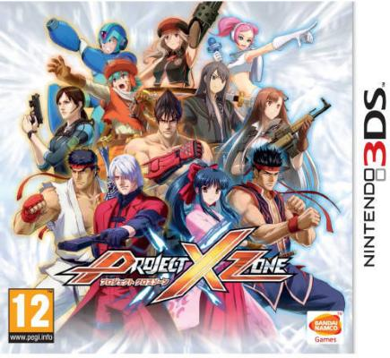 Project X Zone til 3DS