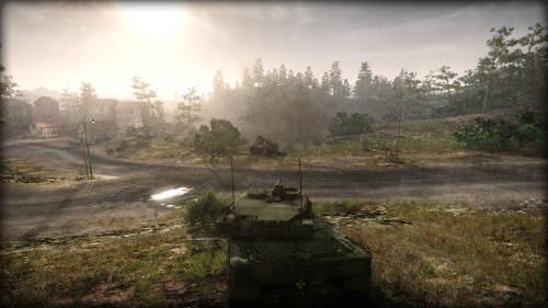 Armored Warfare til PC