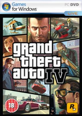 Grand Theft Auto IV til PC