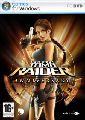 Tomb Raider: Anniversary til PC