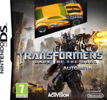 Transformers: Dark of the Moon til DS