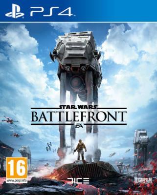 Star Wars Battlefront (2015) til Playstation 4