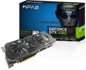 KFA2 GeForce GTX 1080 EX OC