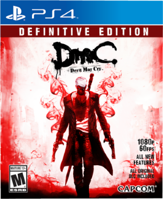 DmC: Devil May Cry: Definitive Edition til Playstation 4