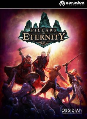 Pillars of Eternity til PC