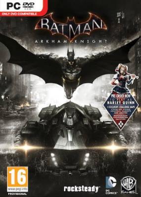 Batman: Arkham Knight til PC
