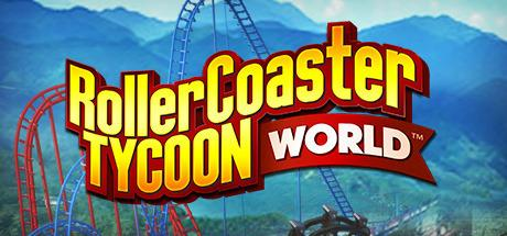 Rollercoaster Tycoon World til PC