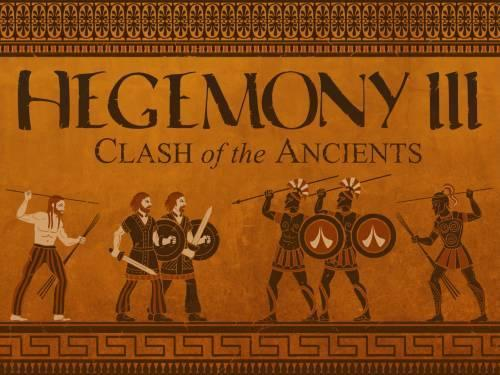 Hegemony III: Clash of the Ancients til PC