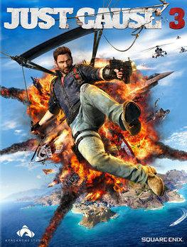 Just Cause 3 til Playstation 4