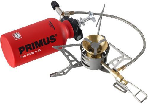 Primus OmniLite Ti med brenselflaske
