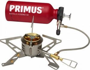 Primus OmniFuel med brenselflaske