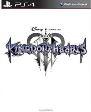 Kingdom Hearts III til Playstation 4