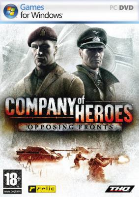 Company of Heroes: Opposing Fronts til PC