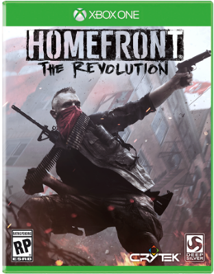 Homefront: The Revolution til Xbox One