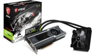 MSI GeForce GTX 1080 Ti Sea Hawk X