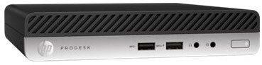 HP ProDesk 400 G3 Desktop Mini (1HL02EA)