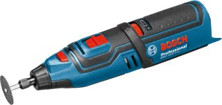 Bosch GRO 12V-35 (Uten batteri)