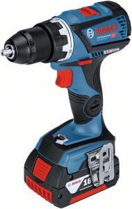 Bosch GSR 18 V-60 C (2x5,0Ah)
