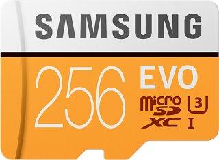 Samsung MicroSD Evo 256GB (MB-MP256GA/EU)