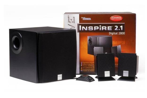 Creative Inspire 2.1 Digital 2800