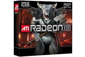 ATI Radeon X800Pro 256MB
