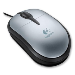 Logitech Notebook Optical Mouse Plus