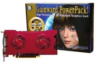 Gainward GeForce 6800GT 256 MB Ultra/2400