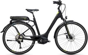 Cube Touring Hybrid EXC 400 2017 (Dame)