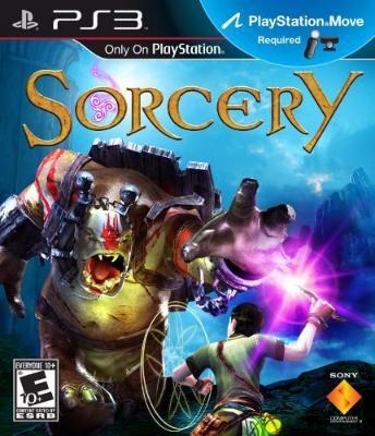 Sorcery til PlayStation 3