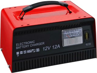 12V 12A batterilader