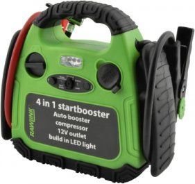 Rawlink 4-i-1 startbooster